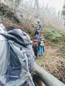 Social trekking Pistoia