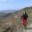 Nella foto, Leonardo Ricciardi in una sua escursione nelle zone del Social Trekking